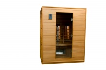 3 persoons Infrarood Sauna