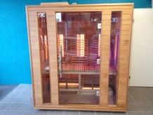 4 persoons lig Infrarood Sauna