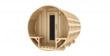 Cedar Barrelsauna 210 diameter