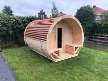 Schooner sauna Canada