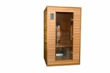 1 persoon infrarood sauna 110 DVS dual