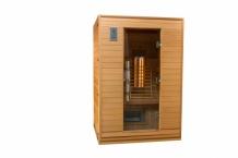 2 persoons infrarood sauna 130 DVS dual