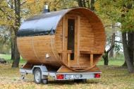 barrel sauna huren