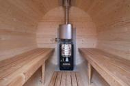 barrel sauna verhuur