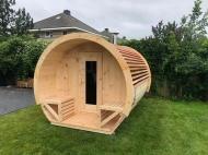 Schooner sauna